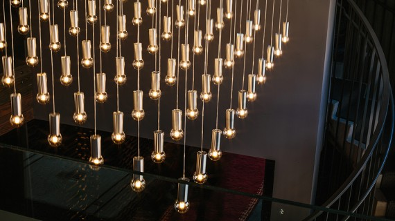 Project Edison: A Dynamic, Open Source Lighting Installation
