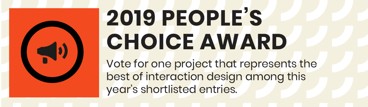 People's Choice Awards Voting Announcement and link